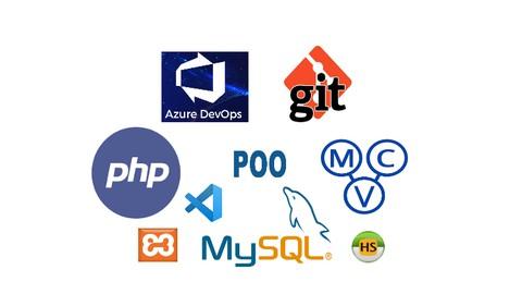 Apprenez la POO PHP, design patterns, MYSQL, Git et DevOps