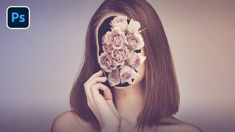Photoshop Composite Masterclass: Flower Face