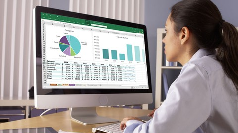Excel Microsoft 365 Office Beginner course