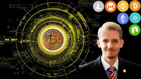 Die große Kryptowährungen Masterclass - Das Komplettpaket