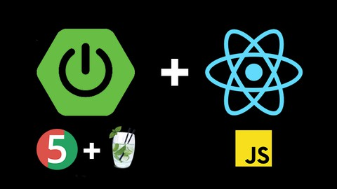Fullstack con Spring Boot Java 8 y React 2021