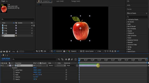 Adobe After Effects - Learn easy