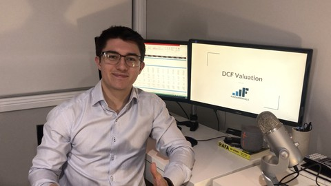 How to Value a Company - DCF Valuation & Financial Modelling