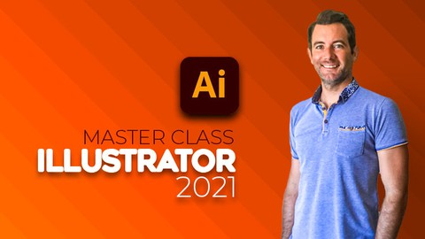 ILLUSTRATOR CC MasterClass 2021   Les Fondamentaux +Ateliers