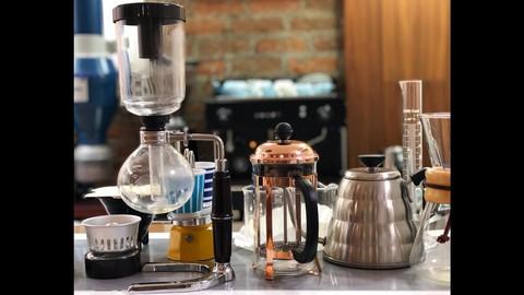 -COFFEE- De Lover a Pro. El arte del Filtrado