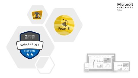 DA-100: Analyzing Data with Power BI+ FREE DA-100 + guide
