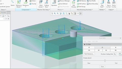 PTC CREO Parametric - Diseño, análisis y simulación (2/2)