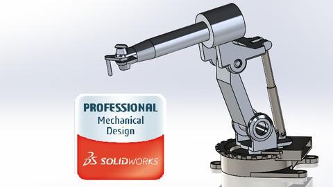 Curso profesional solidworks CSWP (Diseño mecánico)