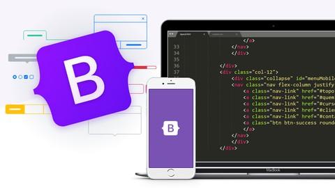Bootstrap 5 - Crie Sites de Forma Ágil e Moderna (2021)