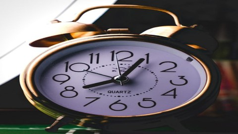 Time Management: Making The Most Of Your Time