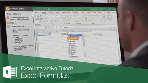 Excel Formulas Essential training