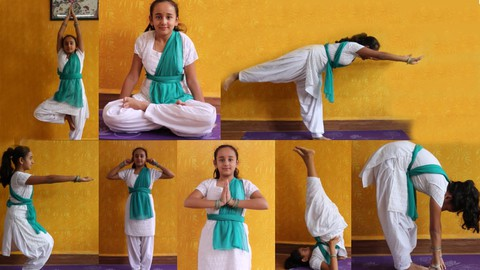 Easy Step-By-Step Online Fitness Yoga Learning for Beginners
