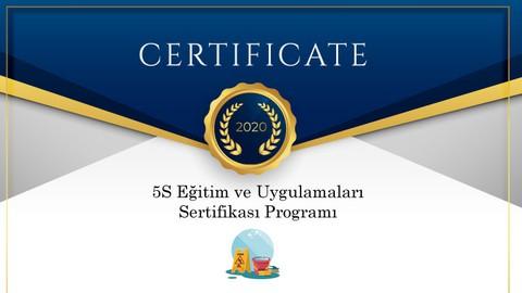 Yalın Üretim Teknikleri: 5S Sertifika Programı