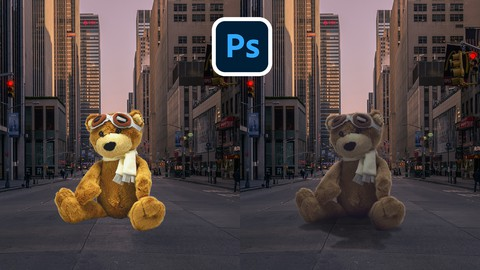 Photoshop Composite Masterclass: Advanced Lighting