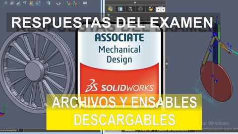 Certificación  Solidworks CSWA 2021