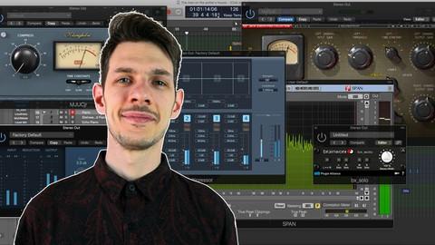Mastering Audio con plugins nativi (Logic Pro, Ableton)