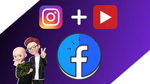 Domina IG con Facebook Ads y Webinar [Actualizado 2021]