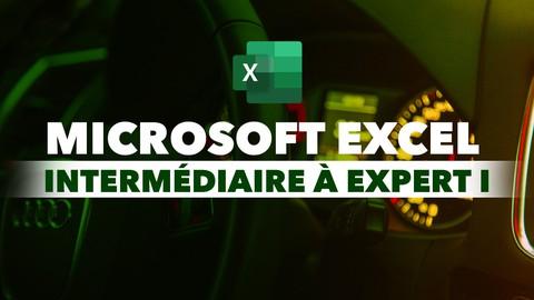 Microsoft Excel 2019 -  Intermédiaire à Expert 1