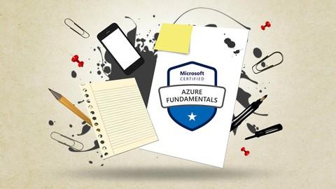 AZ-900 Microsoft Azure Fundamentals 6 Practice Tests [2021]