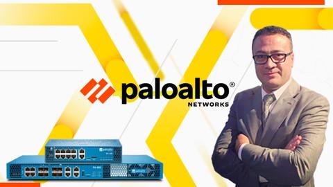 Palo Alto v10 Firewall Eğitimi & Lab Uygulamaları 2021