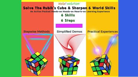 Solve The Rubik Cube To Sharpen 6 World Skills