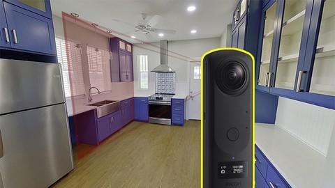Create 3D Property Tours w/ 360 Cameras + Matterport VR Tech