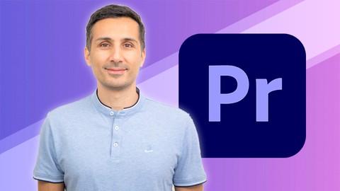 Adobe Premiere Pro 2021: Video Editing MasterClass