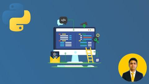 The Complete Python & Django REST API Development Bootcamp