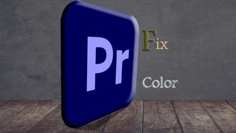 How to Color Correct & Grading in Adobe Premiere (Arabic)