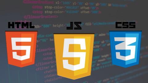 HTML5, CSS3 e Javascript na prática (3 Projetos)