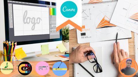 Logo Design For Social Media Accounts | Canva
