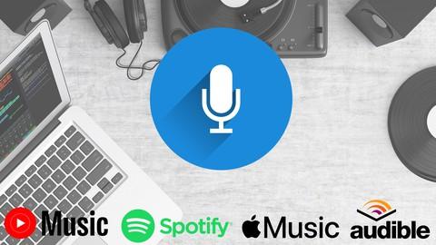 Tu libro en Audiolibro publicado en Audible, Spotify y más