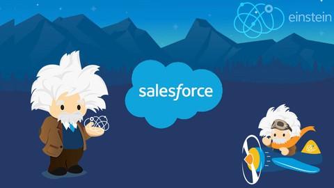 Salesforce Einstein Analytics and Discovery Consultant