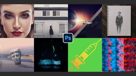 Adobe Photoshop: Album Cover Design