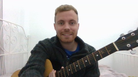 Learn basics of guitar and singing to make great covers!