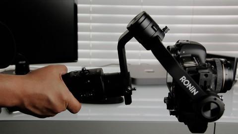 DJI Ronin-S training for videographers
