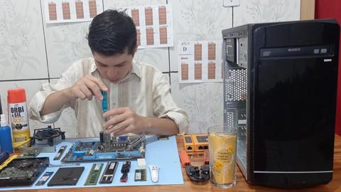 Montagem e Manutenção de Computadores (Hardware Essentials).