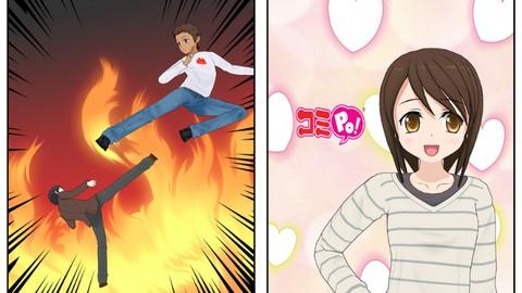 Crie mangás sem saber desenhar com Manga Maker - ComiPó