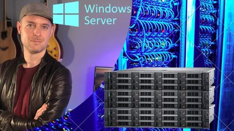 Windows Server 2019 Admin: Active Directory, DNS, GPO, DHCP