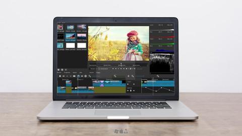 Video Düzenleme, Kurgu, Montaj Eğitimi (Ücretsiz Yazılım)