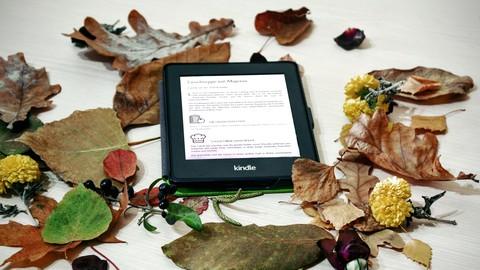 E-BOOKS SCHÖNER GESTALTEN mit Super-Layout fit für amazon