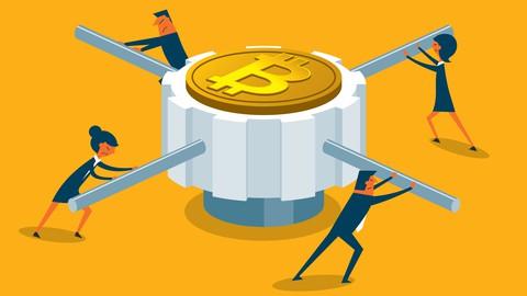 Blockchain y Criptomonedas para Empresas - De Cero a Heroe