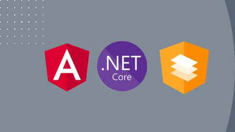 Angular, .NET Core Web API e Angular Material