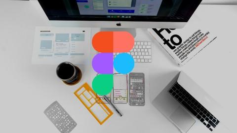 Learn Figma - UI/UX Design Essential training course