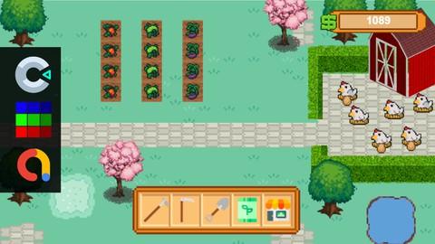 Criando de um game de Fazenda com Construct 2/3 e Admob