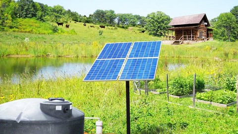 Design  of Solar Photovoltaic  Pumping system