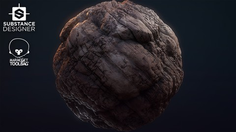 Creating a Procedural Rock Material in Substance Designer