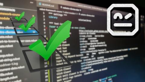 Testes Automatizados Usando Robot Framework – Módulo 1