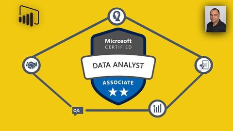 DA-100 Analyzing Data with Microsoft Power BI- Real Tests
