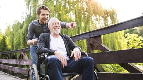 Pflegekurs: Schlaganfall - Plötzlich ist alles anders!
